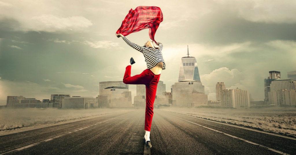Щастието не е безоблачно небе, а осъзнаване, че зад облаците винаги грее слънцето